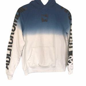 Abercrombie & Fitch ombré hoodie sweatshirt 15/16